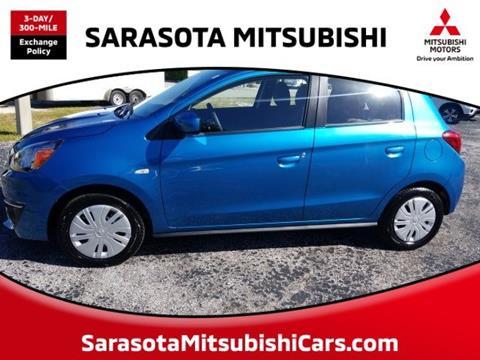 2019 Mitsubishi Mirage for sale in Sarasota, FL