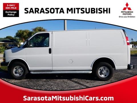 2018 Chevrolet Express Cargo for sale in Sarasota, FL