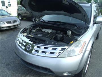 2004 Nissan Murano for sale in Vineland, NJ