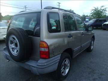 2002 Chevrolet Tracker for sale in Vineland, NJ