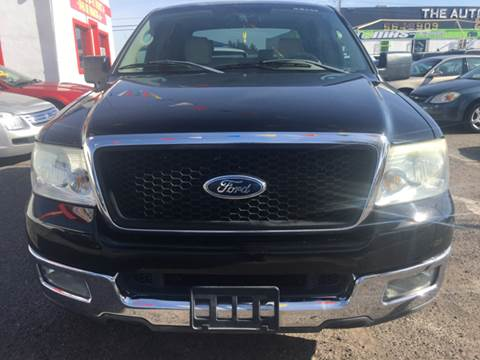 2004 Ford F-150 for sale in Henderson, NV