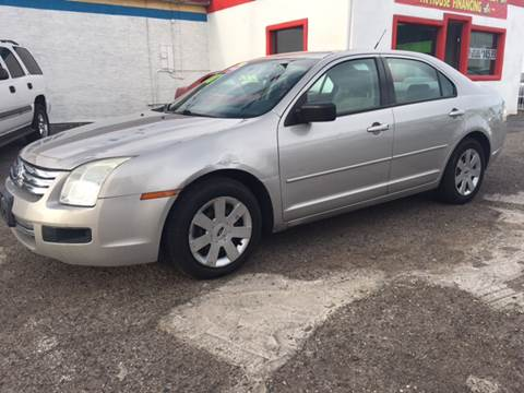 2008 Ford Fusion for sale in Henderson, NV