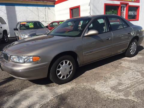 2002 Buick Century for sale in Henderson, NV