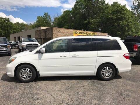 2005 Honda Odyssey for sale in Boston Heights, OH