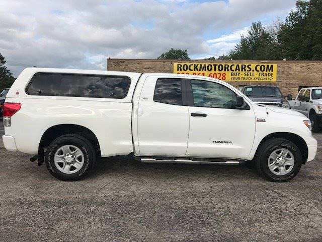 2013 Toyota Tundra for sale at ROCK MOTORCARS LLC in Boston Heights OH