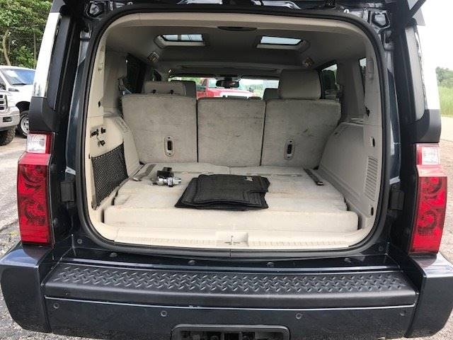 2007 Jeep Commander for sale at ROCK MOTORCARS LLC in Boston Heights OH