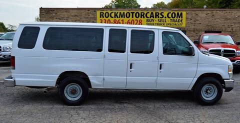 2008 Ford E-Series Wagon for sale at ROCK MOTORCARS LLC in Boston Heights OH