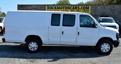 2011 Ford E-Series Cargo for sale in Boston Heights, OH