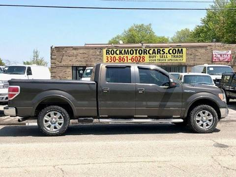 2009 Ford F-150 for sale in Boston Heights, OH