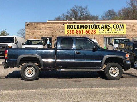 2006 GMC Sierra 2500HD for sale in Boston Heights, OH