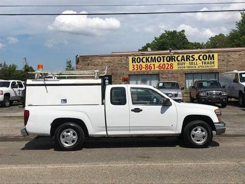 2007 GMC Canyon for sale in Boston Heights, OH