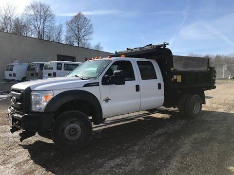 2012 Ford F-550 Super Duty for sale in Boston Heights, OH