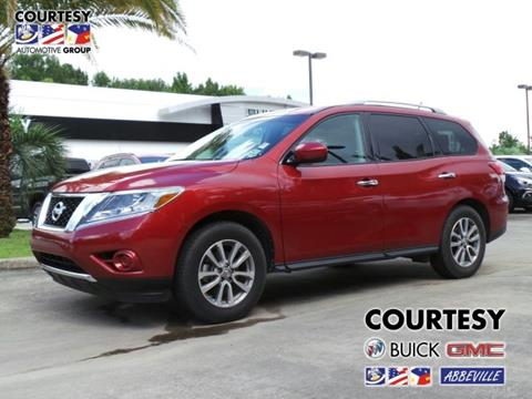 2014 Nissan Pathfinder for sale in Abbeville, LA