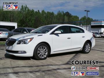 2014 Buick LaCrosse for sale in Abbeville, LA