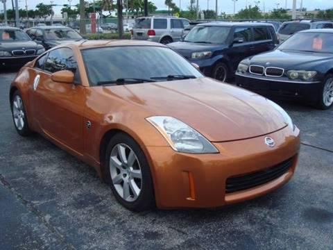 2003 Nissan 350Z for sale in Miami, FL