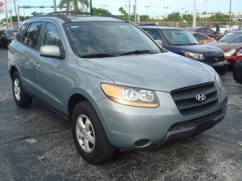 2008 Hyundai Santa Fe for sale in Miami, FL
