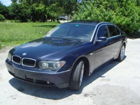 Worksheet. 2004 BMW 7 Series For Sale  Carsforsalecom