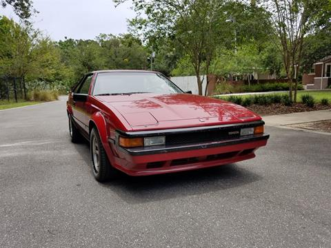 1985 Toyota Celica for sale in Tampa, FL