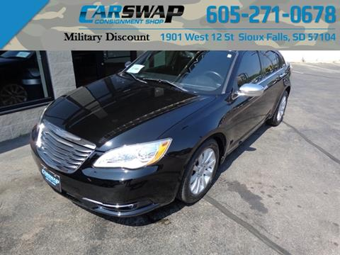 Chrysler 200 for sale in sioux falls sd for Big city motors sioux falls sd