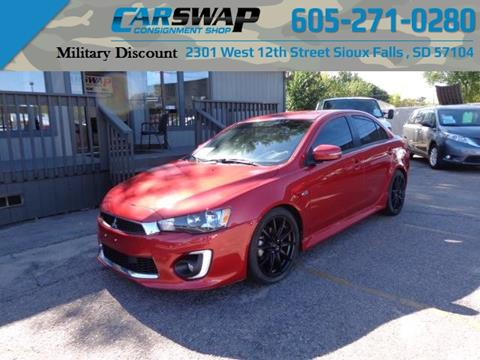 2016 Mitsubishi Lancer for sale in Sioux Falls, SD