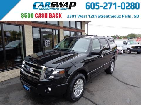 ford expedition for sale in sioux falls sd. Black Bedroom Furniture Sets. Home Design Ideas