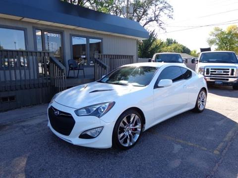 2013 Hyundai Genesis Coupe for sale in Sioux Falls, SD