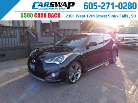 2015 Hyundai Veloster Turbo for sale in Sioux Falls, SD
