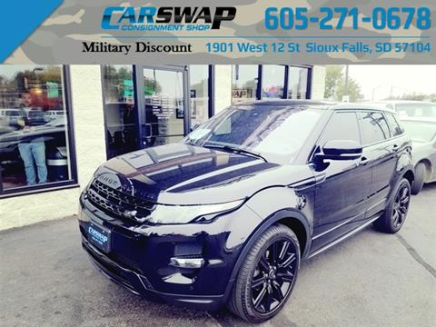 2013 Land Rover Range Rover Evoque for sale in Sioux Falls, SD