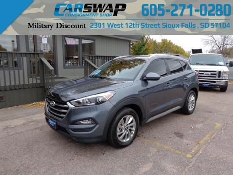 2017 Hyundai Tucson for sale in Sioux Falls, SD
