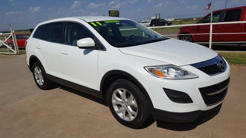 2011 Mazda CX-9 for sale in Newcastle, OK