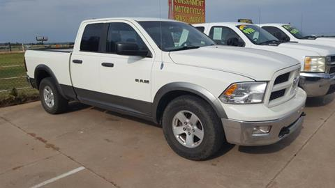 2009 Dodge Ram Pickup 1500 for sale in Newcastle, OK
