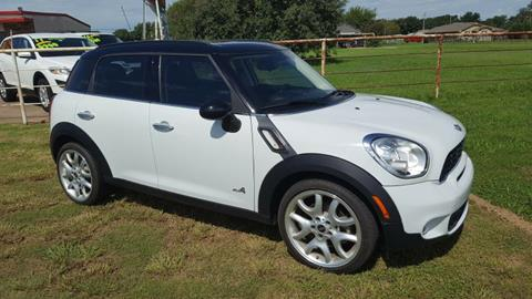 2014 MINI Countryman for sale in Newcastle, OK
