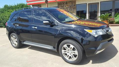 2007 Acura MDX for sale in Newcastle, OK