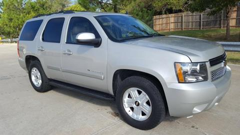 2009 Chevrolet Tahoe for sale in Newcastle, OK