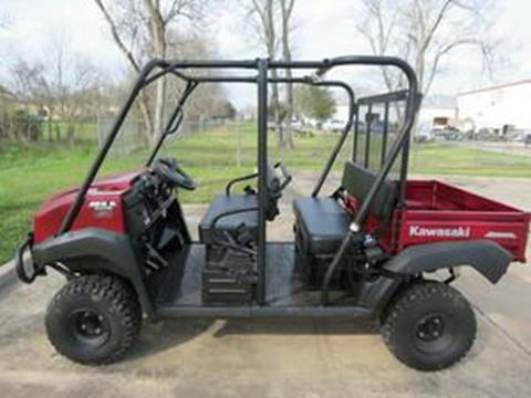 2017 Kawasaki MULE TRANS 4X4 for sale in Newcastle, OK