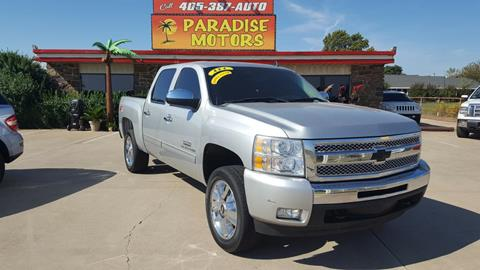 2010 Chevrolet Silverado 1500 for sale in Newcastle, OK