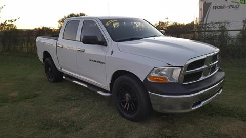 2012 RAM Ram Pickup 1500 for sale in Newcastle, OK