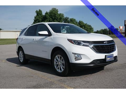 2018 Chevrolet Equinox for sale in Van Buren, AR