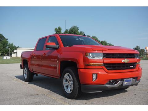 2017 Chevrolet Silverado 1500 for sale in Van Buren, AR
