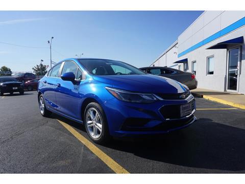 2018 Chevrolet Cruze for sale in Van Buren, AR