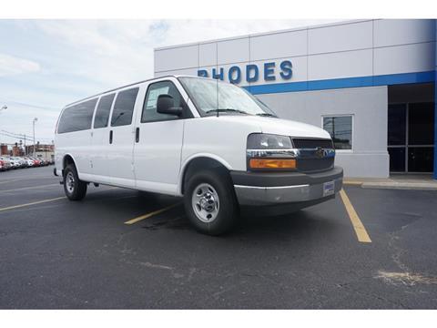 2017 Chevrolet Express Passenger for sale in Van Buren, AR