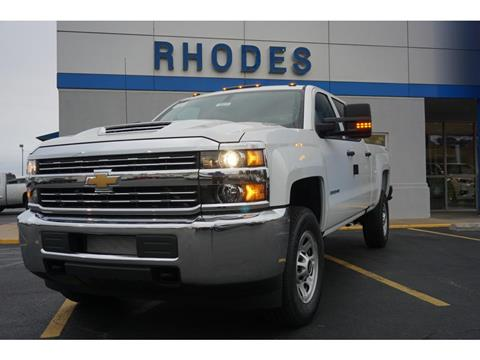 2018 Chevrolet Silverado 2500HD for sale in Van Buren, AR