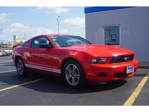2012 Ford Mustang for sale in Van Buren, AR