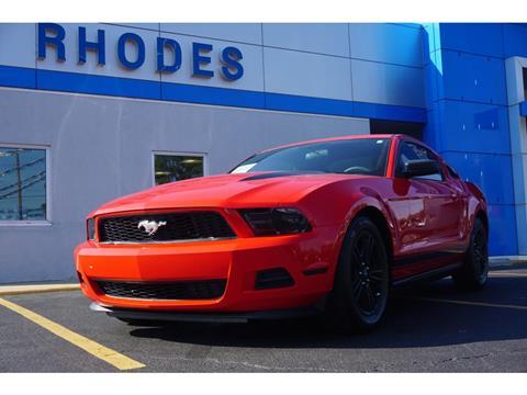 2012 Ford Mustang for sale in Van Buren, AR