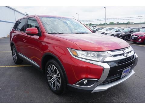 2018 Mitsubishi Outlander for sale in Van Buren, AR