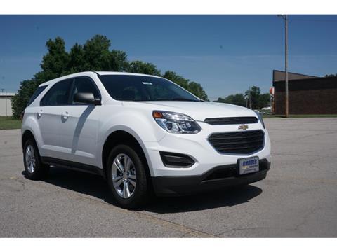 2017 Chevrolet Equinox for sale in Van Buren, AR