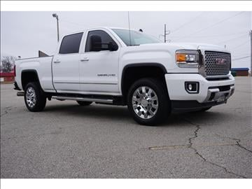 2015 GMC Sierra 2500HD for sale in Van Buren, AR