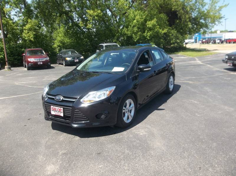 2014 Ford Focus for sale at PEKARSKE AUTOMOTIVE INC in Two Rivers WI