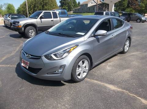 2016 Hyundai Elantra for sale at PEKARSKE AUTOMOTIVE INC in Two Rivers WI