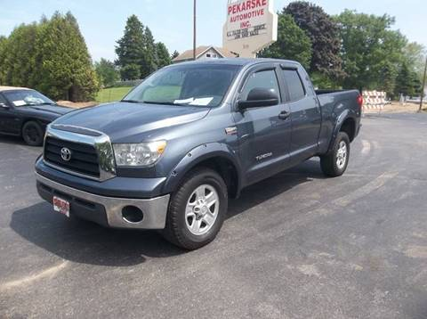 2008 Toyota Tundra for sale at PEKARSKE AUTOMOTIVE INC in Two Rivers WI